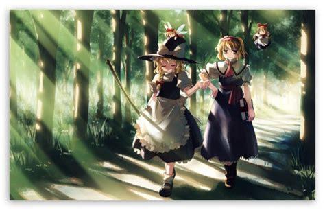 anime wizard girl  hd desktop wallpaper   ultra hd