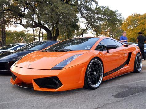 Underground Racing Lamborghini Gallardo Orange Underground Racing Lamborghini Gallardo