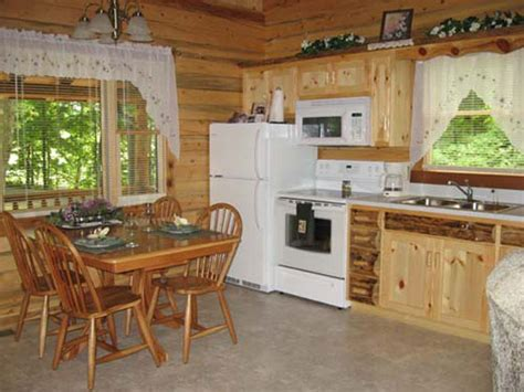 cabin style back deck small cabin kitchen interior design