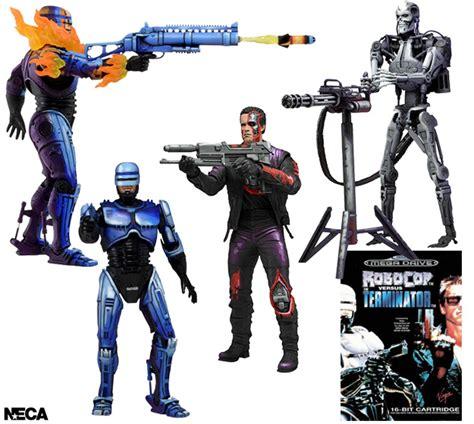 Mainan Figure Aliens Original Neca figures do videogame robocop vs the terminator