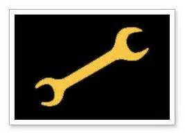 ford freestyle questions what does the wrench symbol on