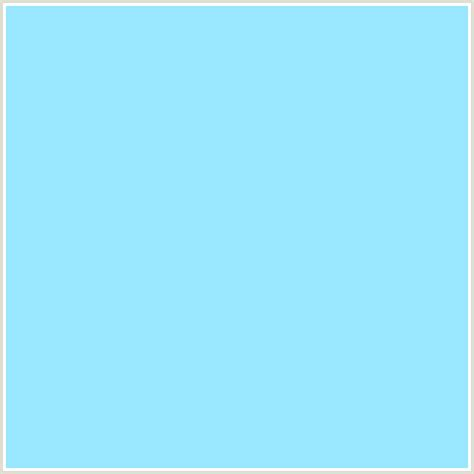 the color baby blue 99e6ff hex color rgb 153 230 255 anakiwa baby