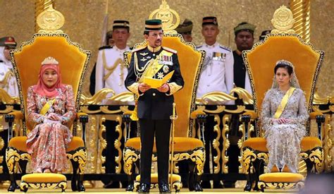sultan hassanal bolkiah wives the world s top 15 richest royals updated for 2017 sultan
