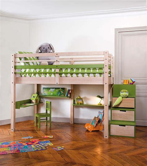 lits mezzanines modulable