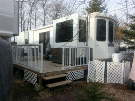 cedar creek cottage rv 2011 cedar creek cottage destination trailer for sale