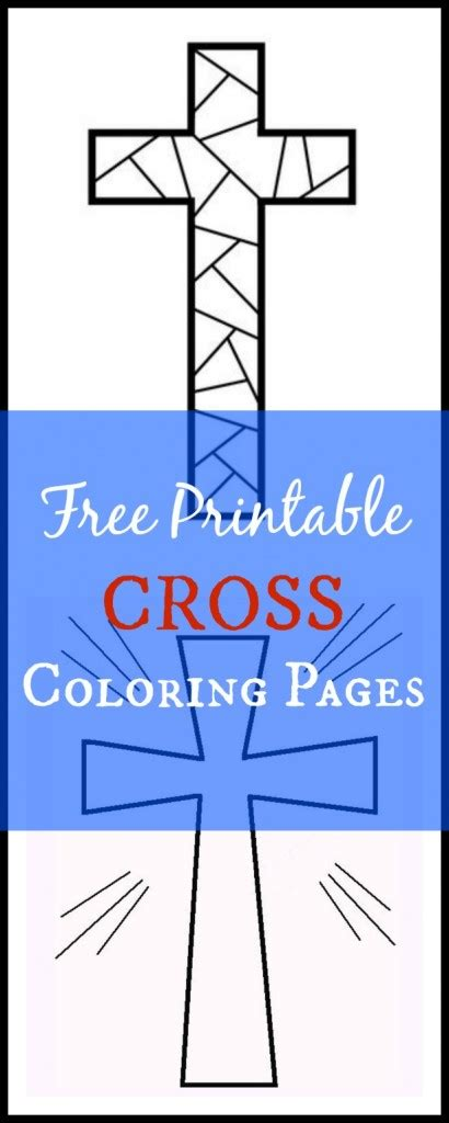 religious card template for to color free printable cross coloring pages what does