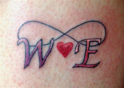 tattoo infinity letters 80 infinity symbol tattoos ideas