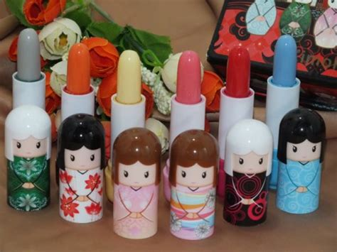 Lip Balm Harajuku Doll tips n tricks lip balm