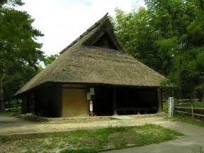 Open air museum of old japanese farm houses sights and facilities