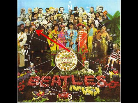 beatles illuminati beatles conspiracy is the sgt pepper record cover a