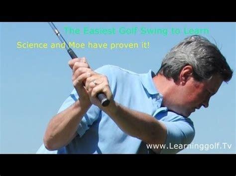 easiest golf swing to learn moe norman swing analysis vidoemo emotional video unity