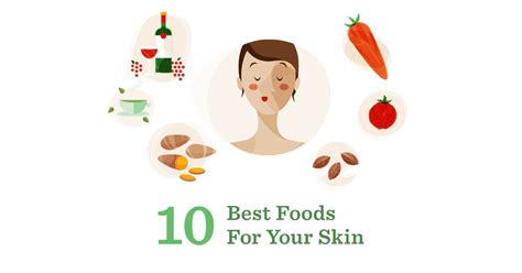 what can i put on my for skin the best foods for your skin tips