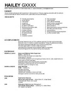 Stock Merchandiser Sle Resume by Visual Merchandiser Sales Resume Exle The Container Store Atlanta