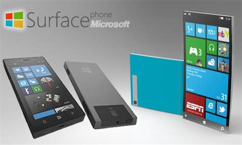 microsoft surface mobile phone microsoft surface phone rumored updates specs feature