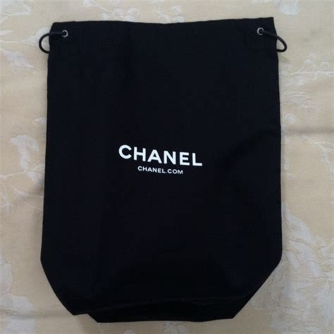 chanel new chanel dust bag from danielle s closet on