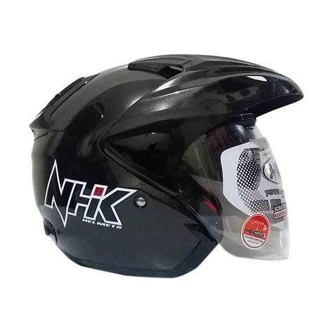 Helm Nhk Predator Cobra Jual Nhk Predator Visor Helm Half Gun Metal