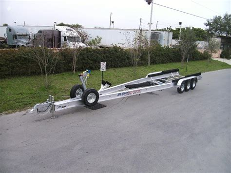 magnum boat trailer axles boat trailers all american trailers