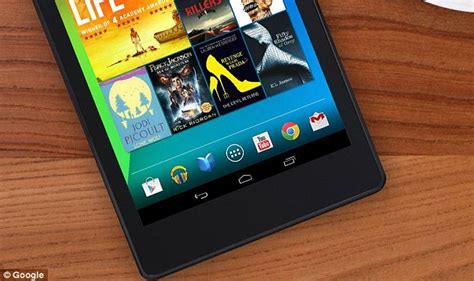 asus nexus 8 is s nexus 8 tablet set to take a direct swipe at apple s mini daily mail