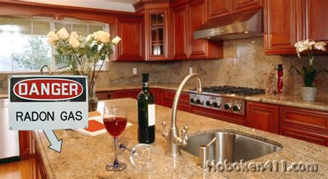 Radioactive Granite Countertops by Granite Another Thing To Worry About