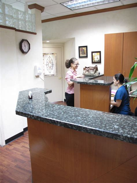 Check Out Desk by Metlife Dentist Plantation And Fort Lauderdale