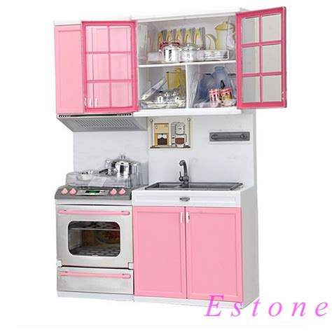 Kitchen Set Cook Room free shipping kitchen toys pretend play cook cooking cabinet stove set in kitchen