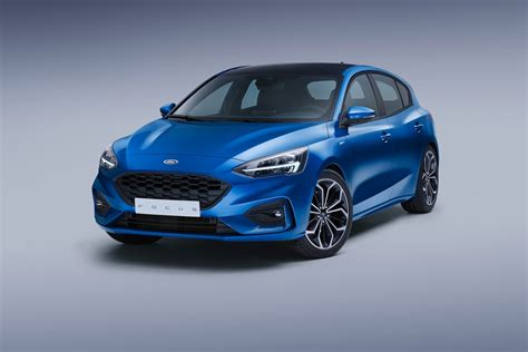 New Ford 2018 by New 2018 Ford Focus Revealed All New Rival For The Vw Golf