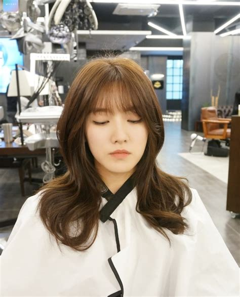 Korean Hairstyles For Hair by Bangs Archives Kpop Korean Hair And Style