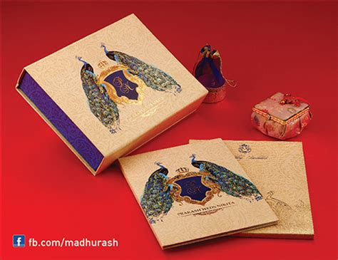 Handmade Indian Wedding Cards - indian wedding cards creative wedding invitations buy