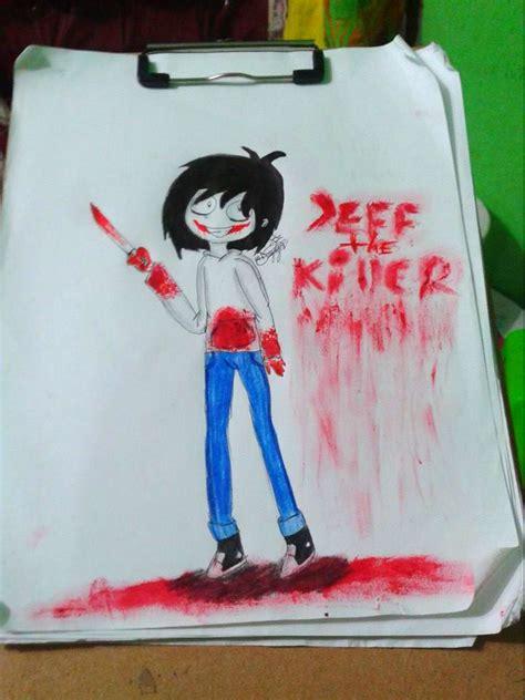 jeff the killer plush jeff the killer by fushi plushie on deviantart