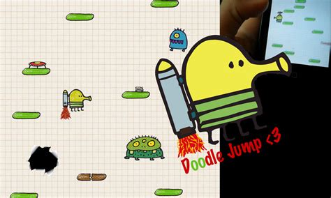 doodle jump drawing doodle jump wallpaper by blubz x3 on deviantart
