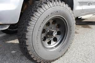 All Terrain Truck Tires 20 Inch Bf Goodrich At Ko 2 Autos Post
