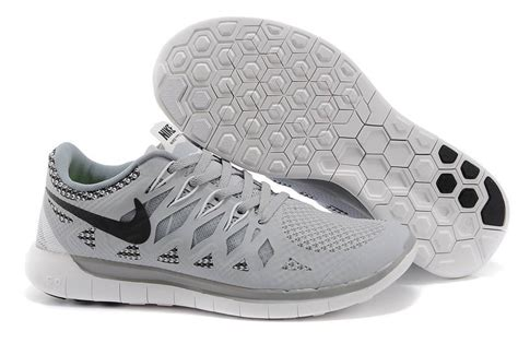 nike  run   mens running shoes grey black uk