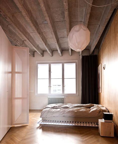 One Bedroom Apartment With A Loft Bratislava Loft Apartment By Studio Gutgut