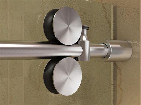 Sliding Glass Shower Door Handles 2017 Frameless Sliding Shower Door Glass Shower Partition Room Door Track Hardware From Diyhd