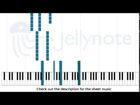 Piano Memes - seven nation army the white stripes piano sheet music