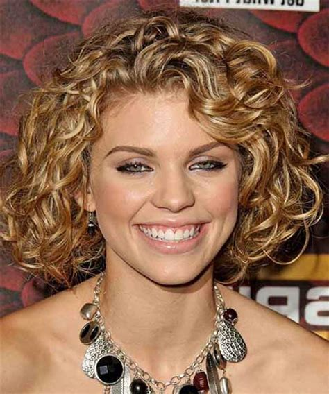 haircuts for round face thick wavy hair 15 short haircuts for curly thick hair short hairstyles
