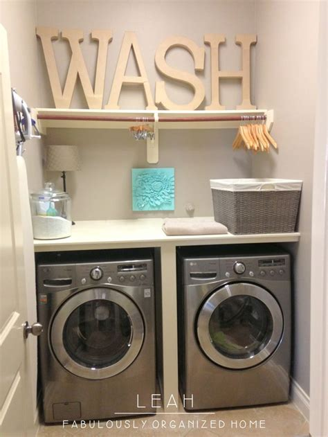 wash for laundry room diy wash dry fold station tutorial simply fabulous