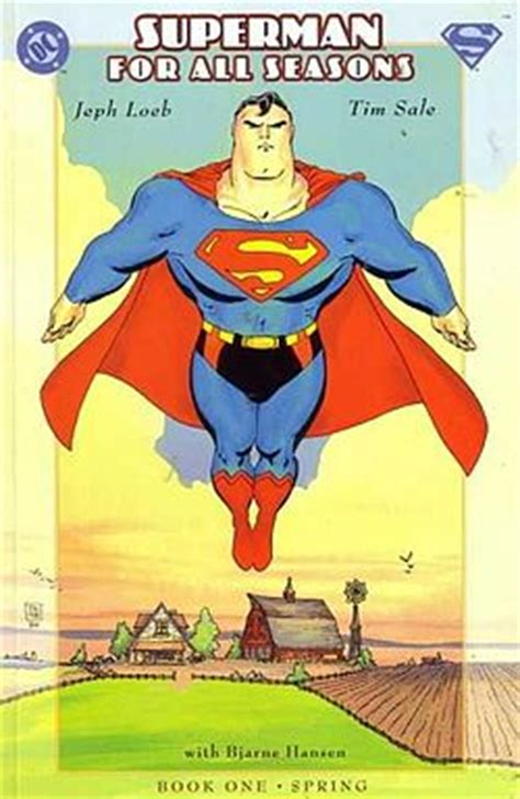 superman for all seasons comics are not dead top 5 best jeph loeb and tim sale stories