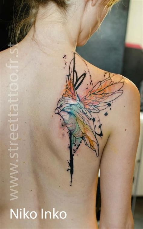 bird tattoo guest de street tattoo skin to skin