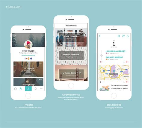 app design video 20 creative travel app designs for your inspiration hongkiat