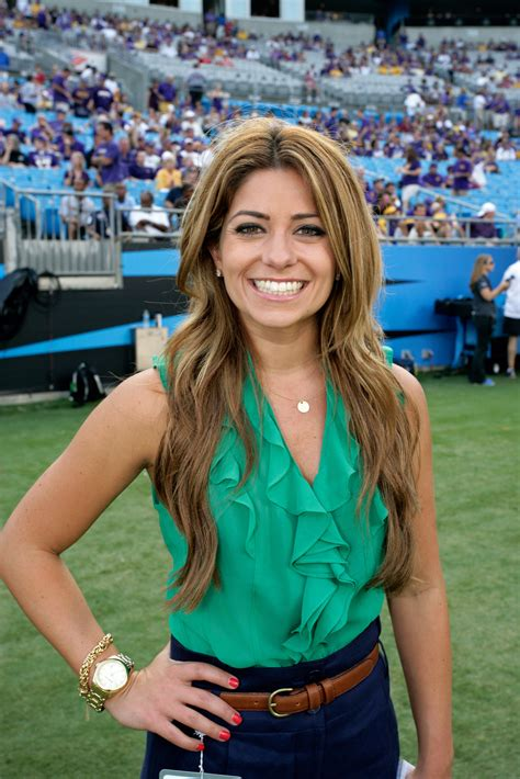 Top 25 Hottest Sports Reporters   Muscle Prodigy