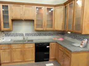 kitchen cabinets shaker maple kitchen
