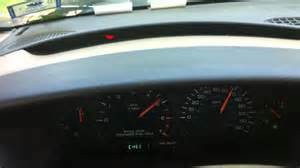 Chrysler Grand Voyager Warning Lights 1998 Chrysler Town Country Instrument Cluster Test