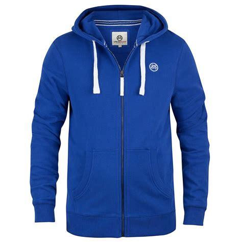 Sweatshirt Navy Ninenine mens plain blue zip hoodie turner free delivery 163 20