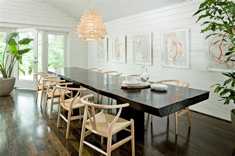 dining table long wooden dining room tables reclaimed reclaimed wood dining table dining room transitional with