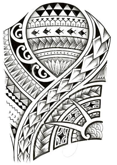 mowry tribal tattoos 48 coolest polynesian designs