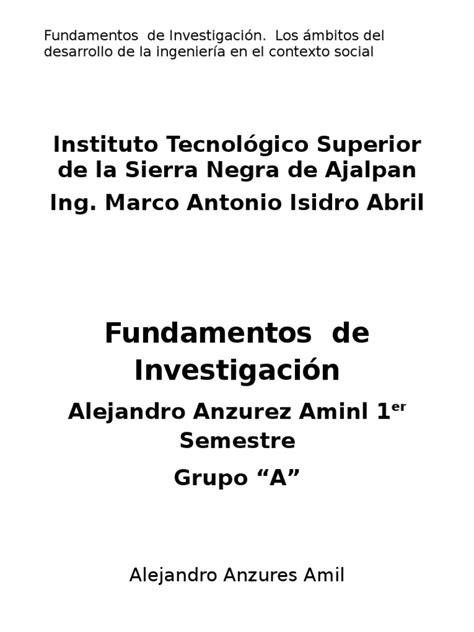Instituto Tecnológico Superior de la Sierra Negra de