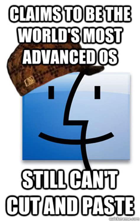 Os Meme - scumbag mac os x memes quickmeme
