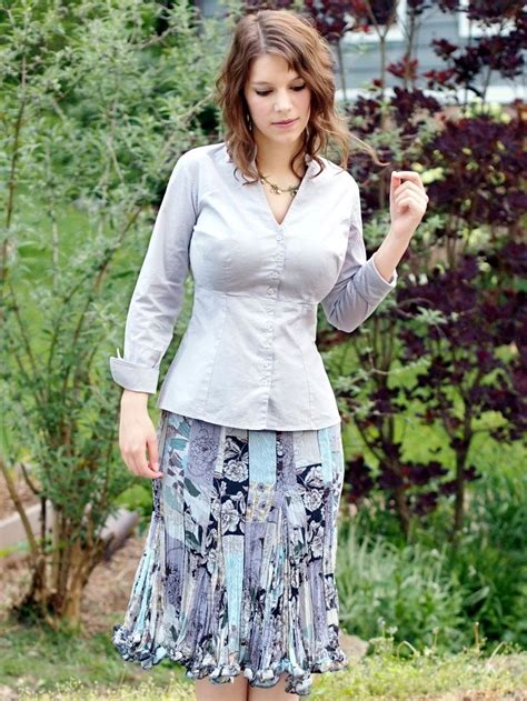 Rok N Bluse Lowo Merak thin and curvy clothes for big the
