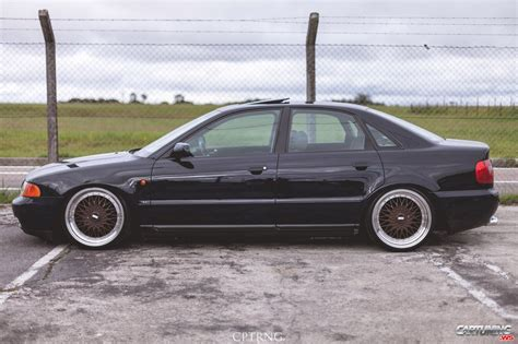 Audi A4 B5 2 8 Tuning by Lowered Audi A4 2 8 B5 Side